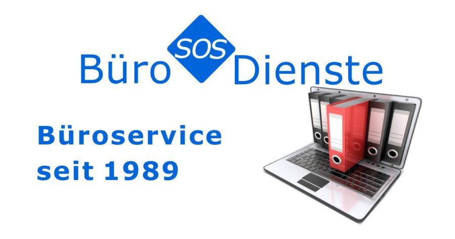 Bürodienstleistungen in Leipzig seit 1989 | SOS Bürodienste