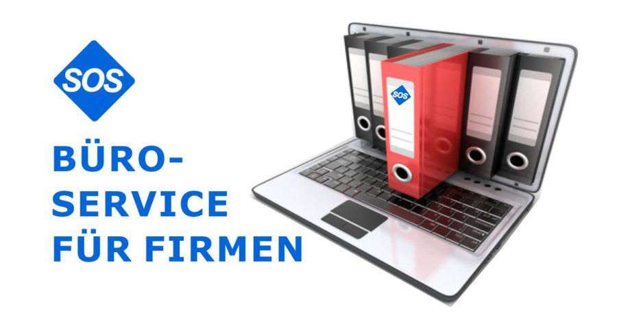 Büroservice Firmen | Akten Belege sortieren ordnen scannen