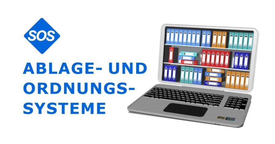 Ablage und Ordnungssysteme erstellen | Aufräumen im Büro und Home Office