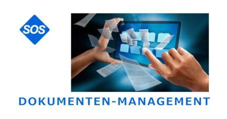 Digitale Dokumente organiseren | Dokumenten Management DMS