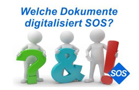 Digitalisierung Leipzig | SOS Scanservice digitalisiert Ihre Dokumente