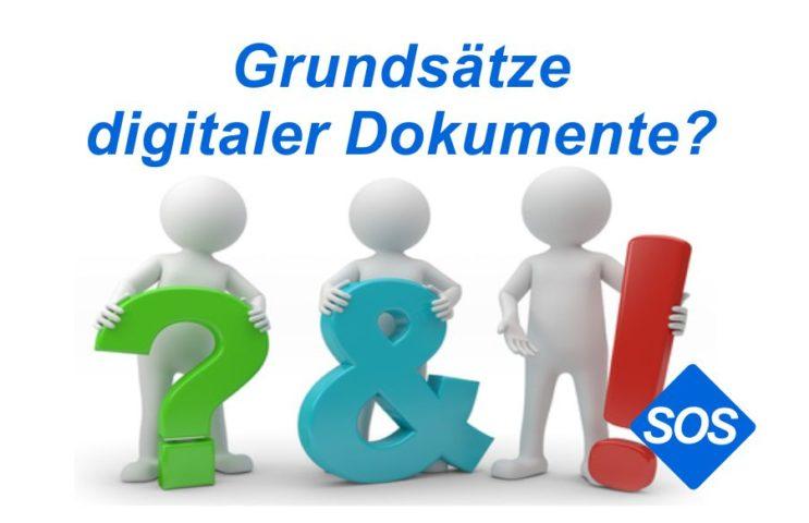 Digitale Unterlagen | Grundsätze zum Datenzugriff digitaler Unterlagen (GDPdU)