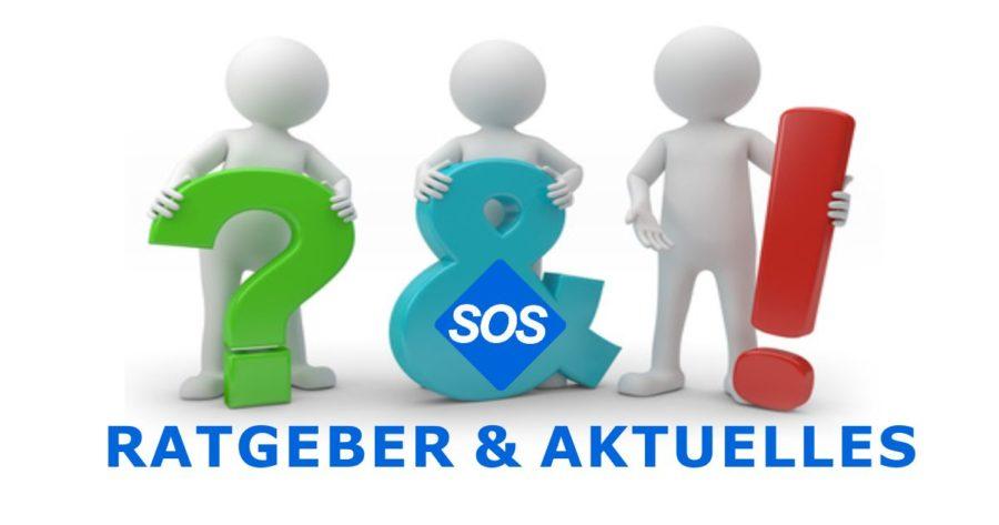 SOS Ratgeber Blog