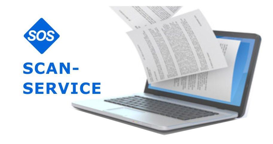 Scanservice   Dokumente digitalisieren   Akten, Belege scannen