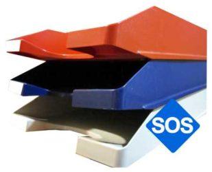 Privaten Posteingang organiseren mit Briefablagen