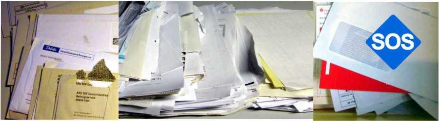 Papierchaos zu Hause? Private Papiere jetzt sortieren.