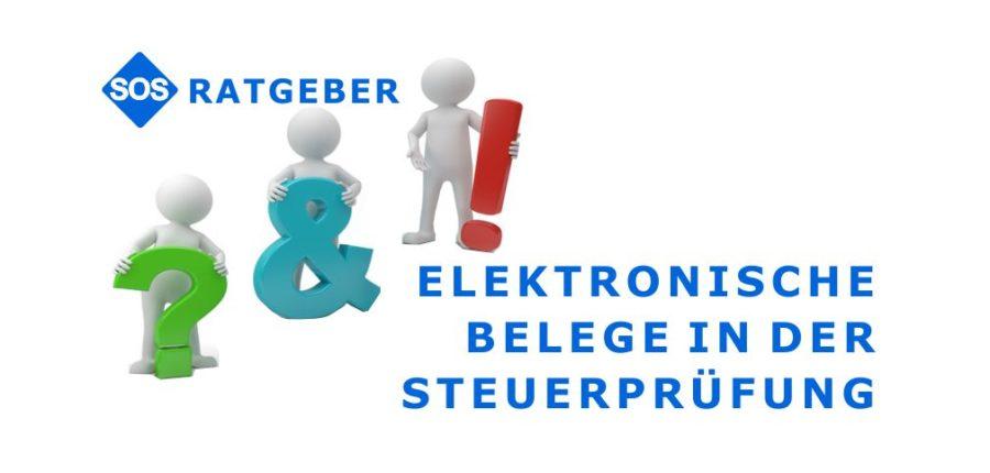 Elektronische Belege in der Buchhaltung